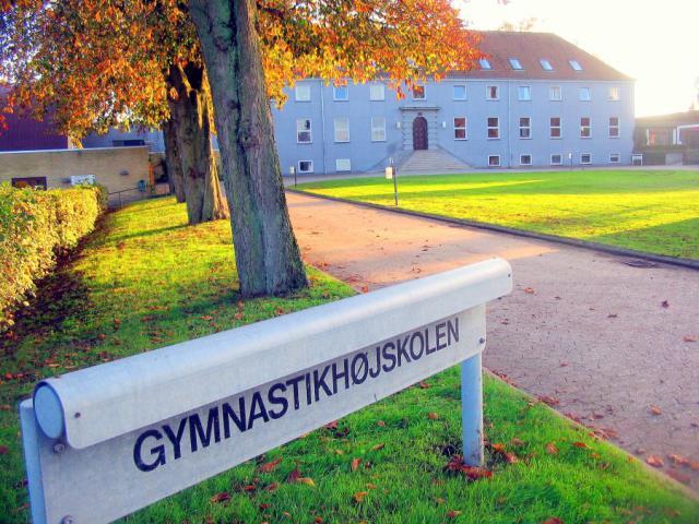 Gymnastikhøjskolen i Ollerup