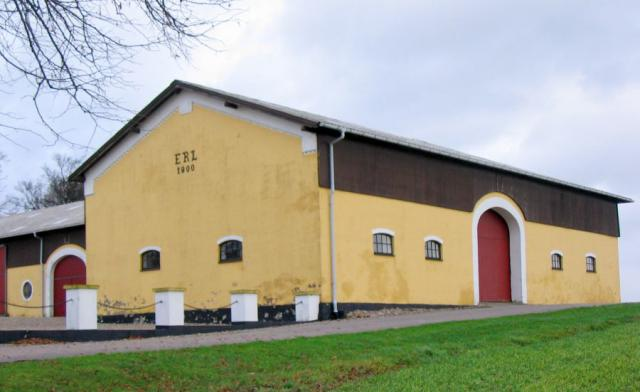 Heldagergård Avlsbygning -