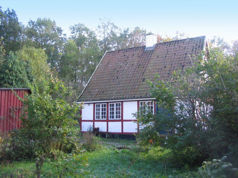 Hendruphus i Ollerup Skovmark -gl. enestehus (*1572)