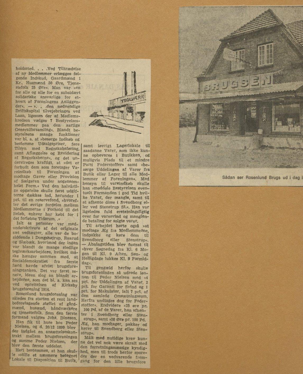 Rosenlund Brugsforening (2)