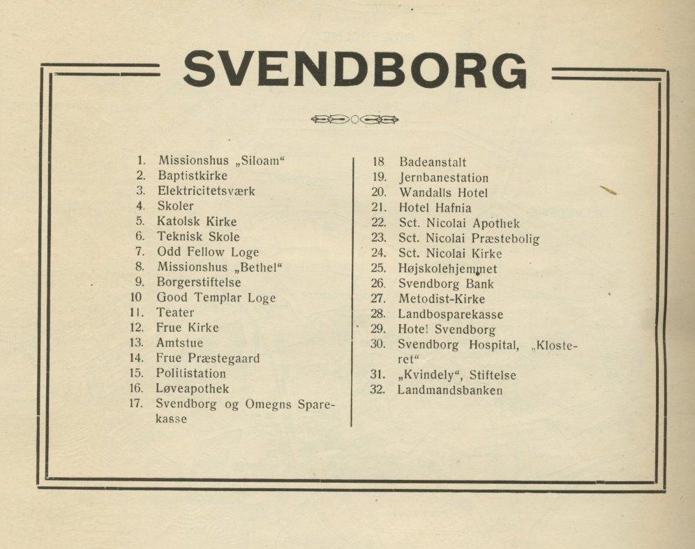 Indeks kort 1925
