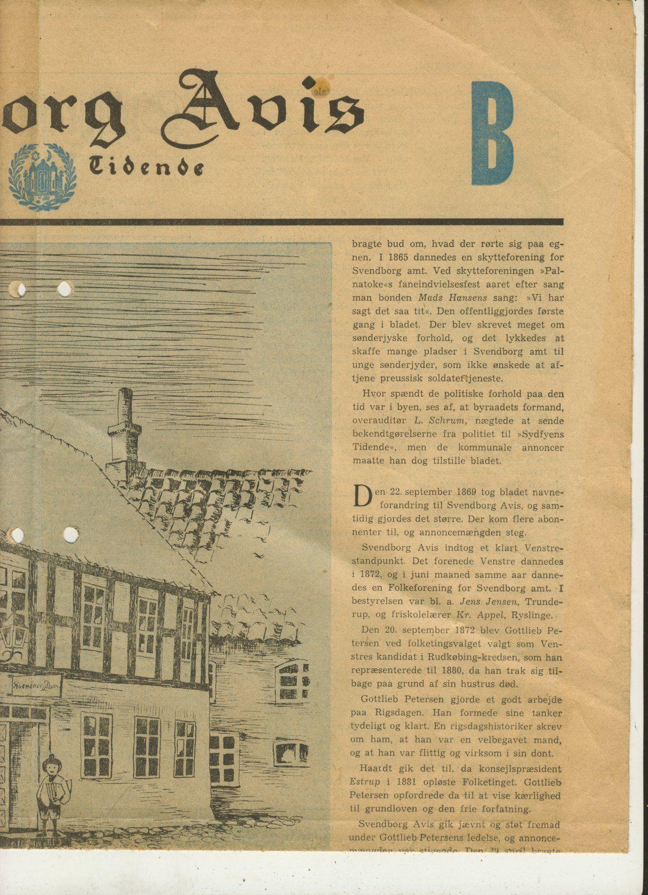 Svendborg Avis 1863-1963 (5)