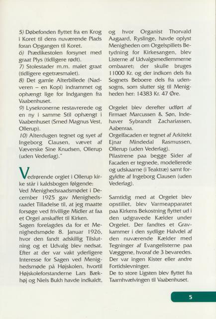 Ollerup Kirke 1504-2004 (6)