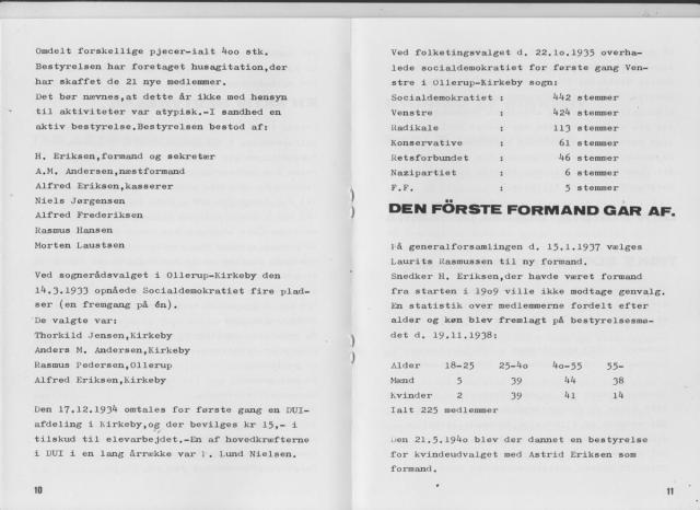 Kirkeby & Omegns Socialdemokratiske Forening 1909-1984 (6)