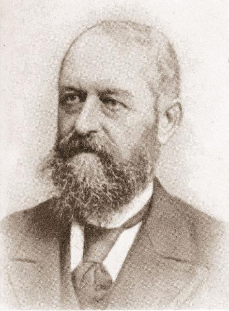 Proprietær H.P.M. Clausen Ny Klingstrup