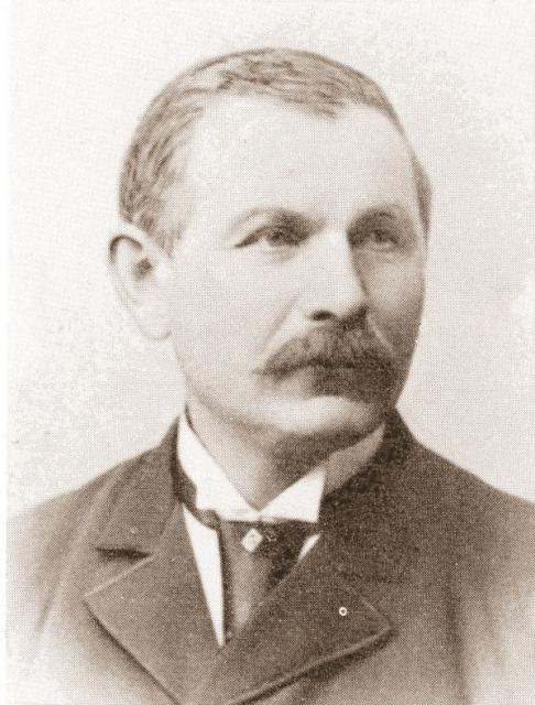 Købmand Niels Jensen, Svendborg
