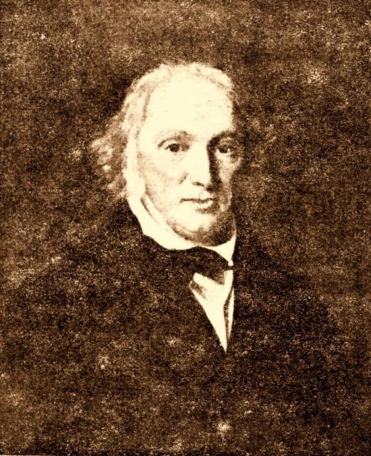 Godsejer Chr. Berg (+1853)