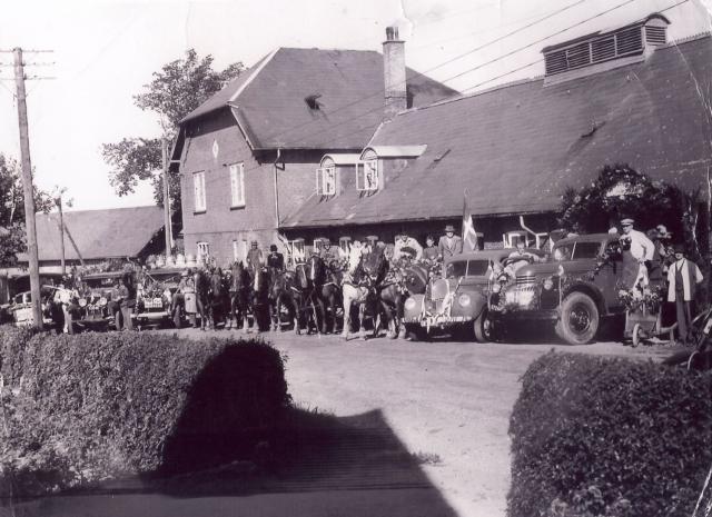 Stenstrup Andelsmejeri 1949