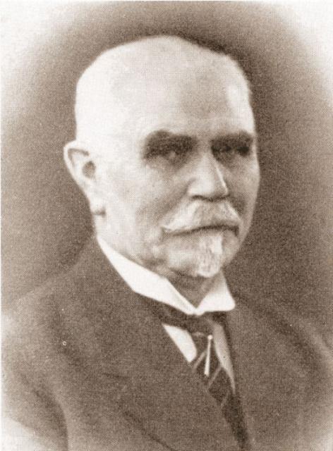 Teglværksejer Laurits Laursen R.af D., Dbm., Stenstrup