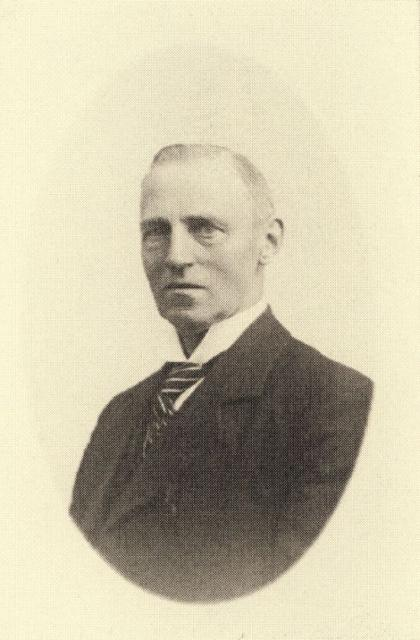 Redaktør Hans Rasmussen Egebjerg