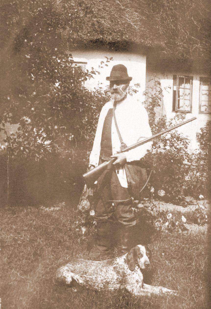 Gårdejer Nikolaj Fromm (1845-1914) Skovgård, Egebjerg