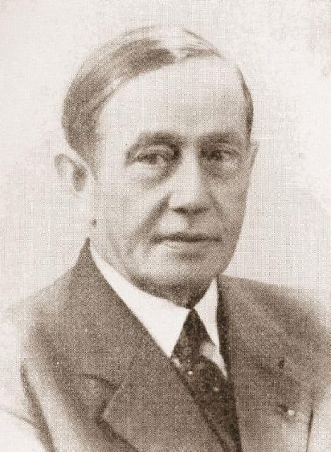 Ingeniør N. Due-Petersen R. af D., Svendborg