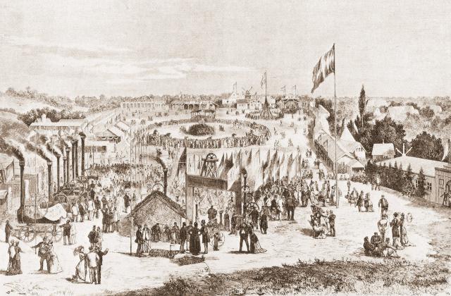 Landmandsforsamlingen i Svendborg 1878