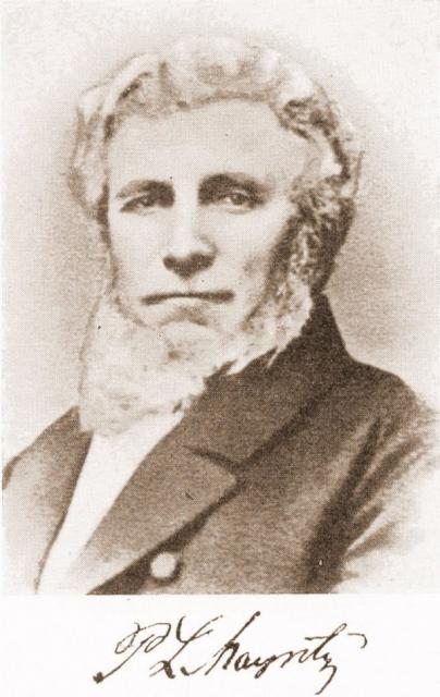 Proprietær P.L. Mayntz, Ny Klingstrup