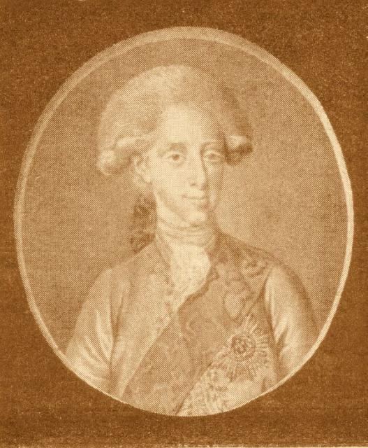 Frederik VI som kronprins