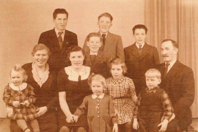 Familiefoto 1945