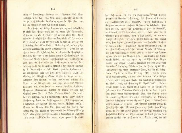 Klingstrup - 1791-1881 (10)