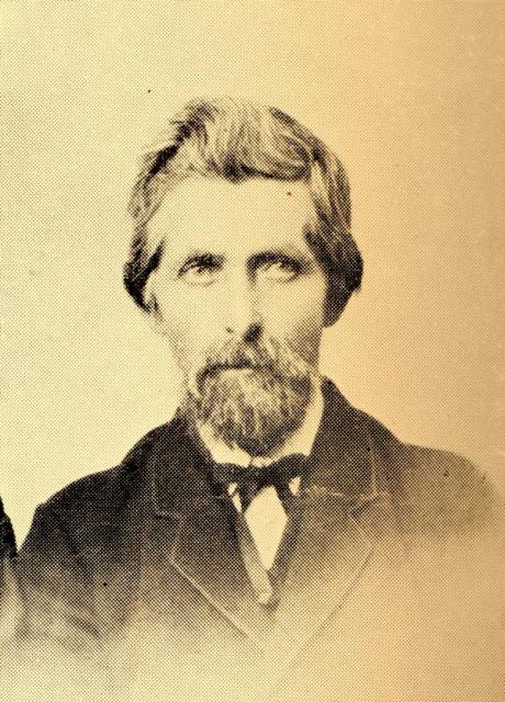 Friskolelærer P. Olsen Sibast (1837-1915)