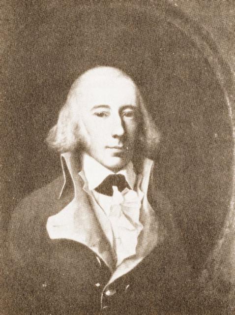 """""""Generalen"""" greve Frederik Ahlefeldt-Laurvig, besidder af grevskabet Langeland 1791-1832"""