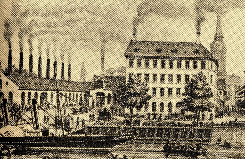 Burmeister & Wain i København