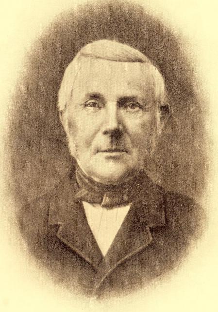 Kammerråd Diderik Lau (1819-1901), Vester Mølle