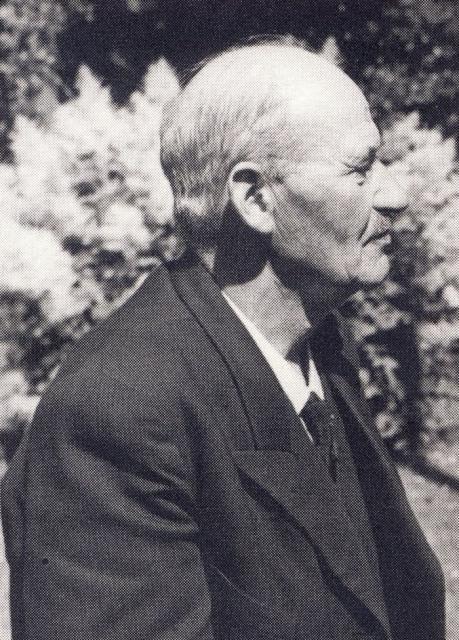 Landbrugslærer Emil Konradi