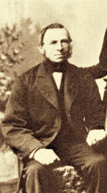 Gårdejer Hans Knudsen (1828-1911), Kogtved