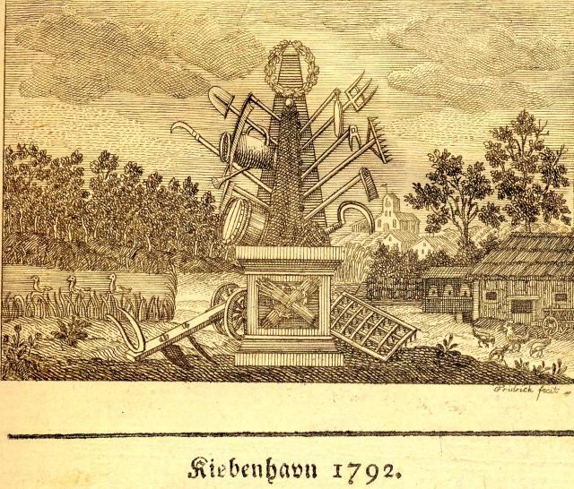 Landbrug 1792