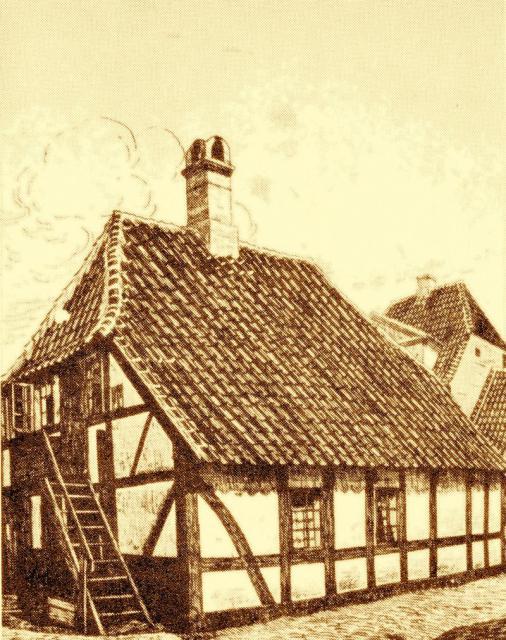 "Kullinggade nr. 6 - ""ældre end 1749"""