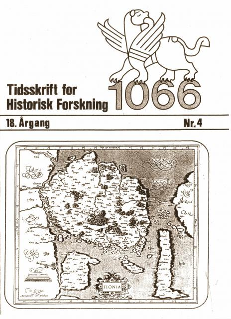 Fynske landeveje ca 1560-1645