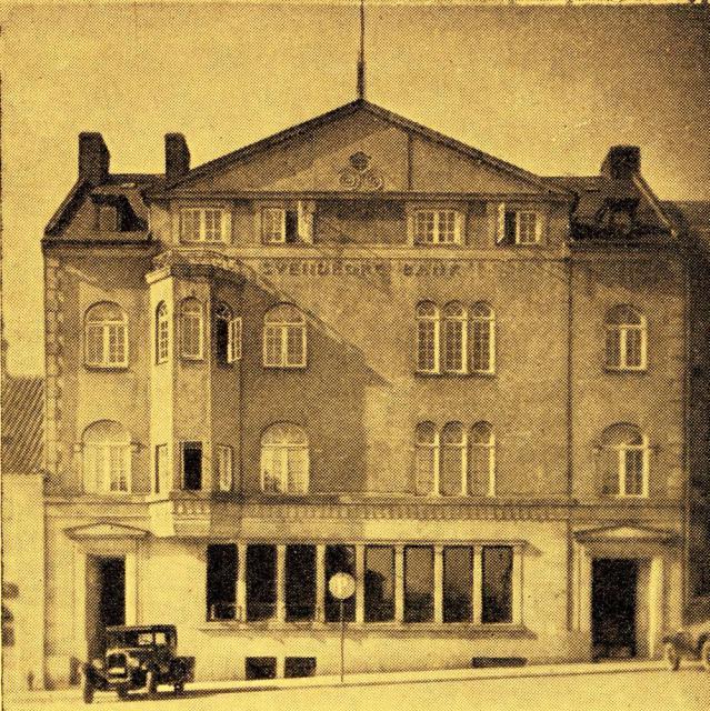 A/S Svendborg Bank (opr. 1872)