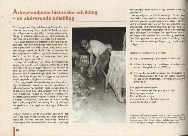 Arbejdsmiljøets historiske udvikling