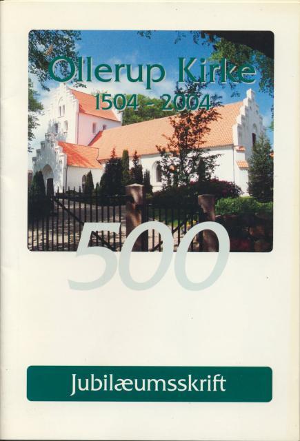 Ollerup Kirke 1504-2004