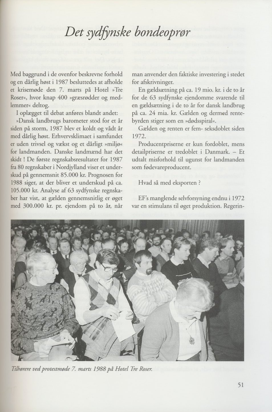Sv. & Omegns landbf 1901-2001 - Det sydfynske bondeoprør