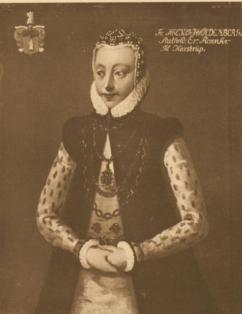 Helvig Hardenberg (1540-1599) til Arreskov og Kærstrup på Tåsinge