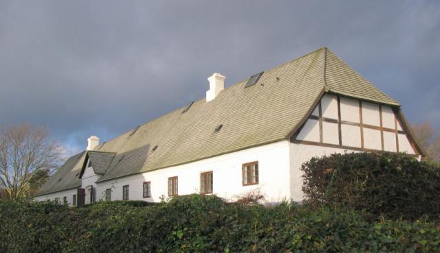 Sankt Jørgens Hospital (nuv. bygninger opf. 1738; rest. 1961)