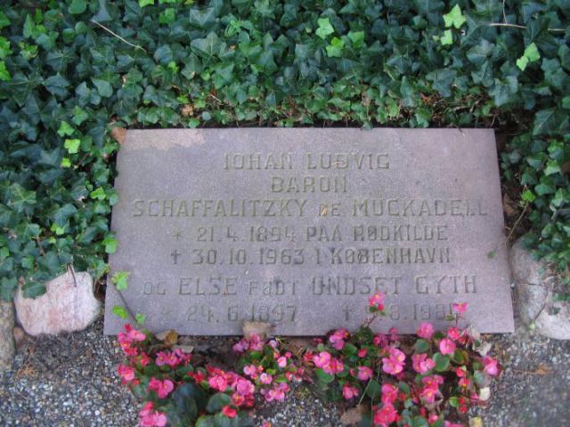 Johan Ludvig baron Schaffalitzky de Muckadell