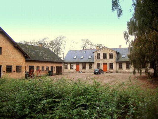 Kjærsgård i Lunde