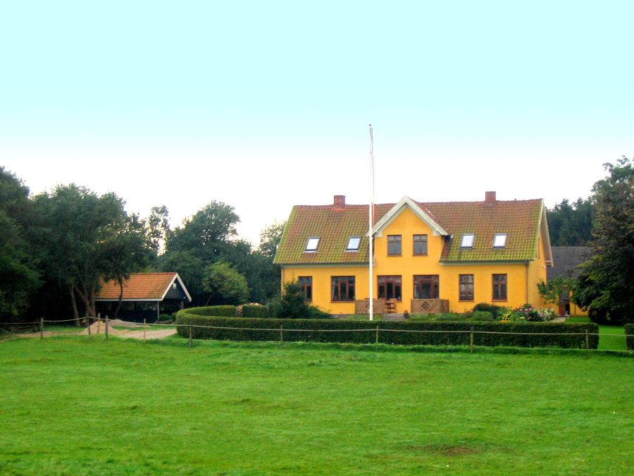 Kirkeby gl. Præstegård -  1644-1795 annekspræstegård