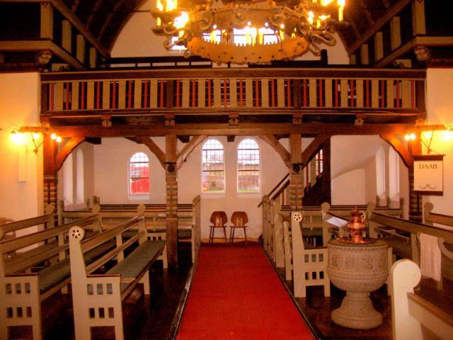 Kirkerum - Nazareth-kirken