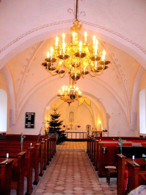 Kirkerum - Gudbjerg kirke