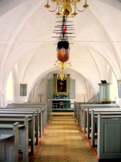 kirkerum Vester Skerninge kirke
