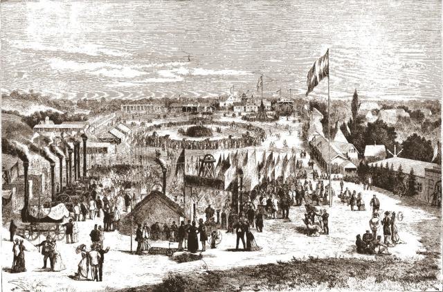 Landmands forsamlingen i Svendborg 1878