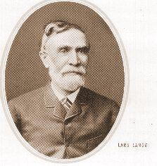 Jernstøber L. Lange