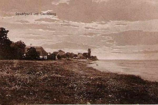 Ved Lundeborg Strand