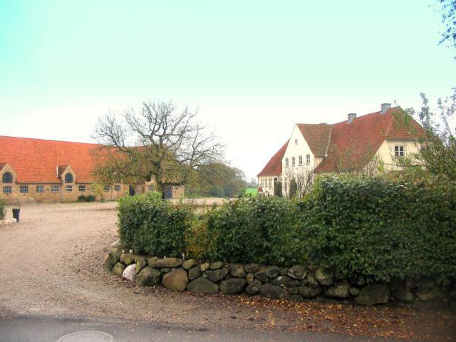 Lundegård i Lunde by og sogn