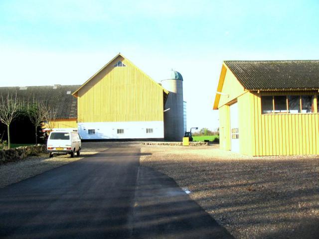 Avlsbygninger - Margretesminde - Ulbølle sogn