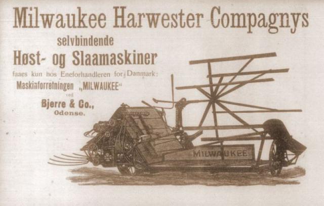 Milwaukee Harwester Company