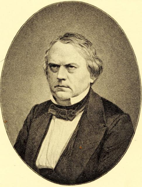 Biskop, minister D.G. Monrad (1811-87)