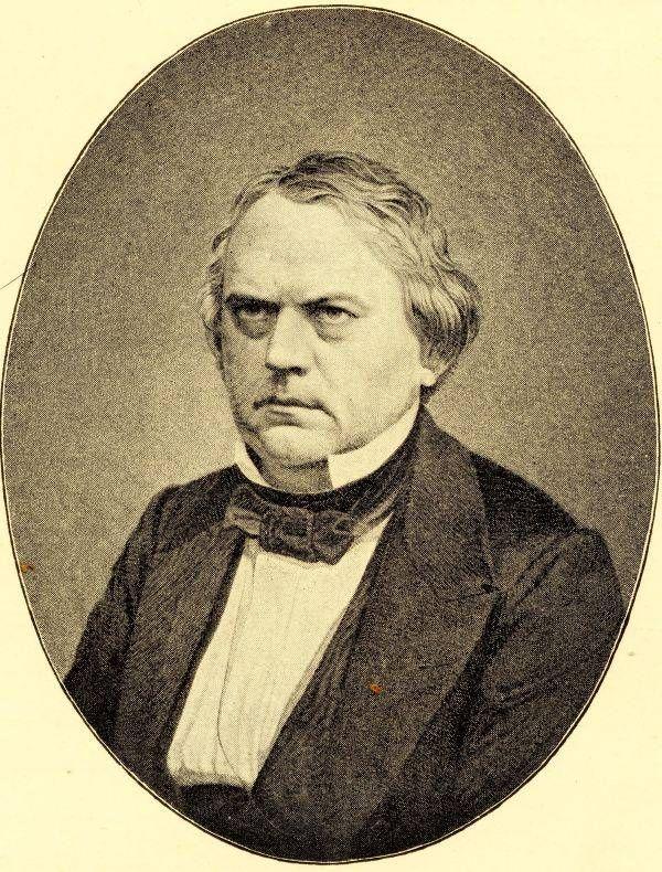 Minister D.G. Monrad